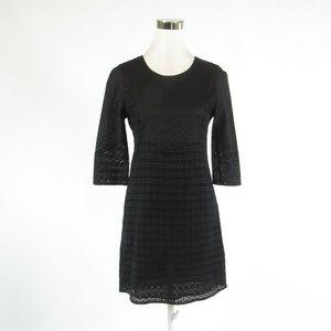 Comptoir Des Cotonniers black cotton dress FR36 6